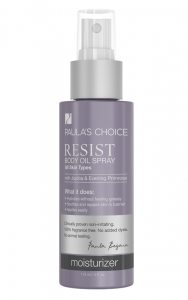 Resist Body Oil Spray Paula's Choice