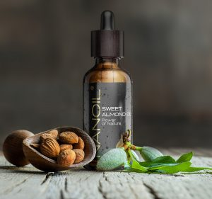 best almond oil